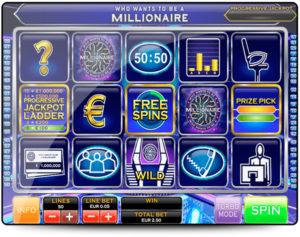 Slot-milionnaire