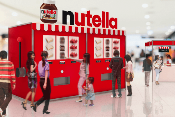 Nutella-Japan-Slot-Machine-Osaka