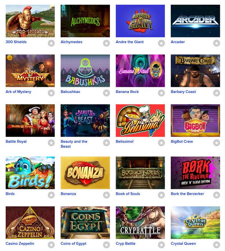 jeux casinos 3D